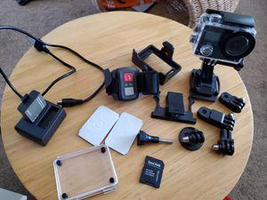 Akaso 4K action camera. for Sale in Oak Harbor, WA