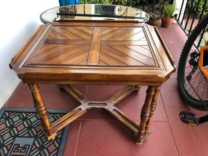 Wooden Table for Sale in San Mateo, CA