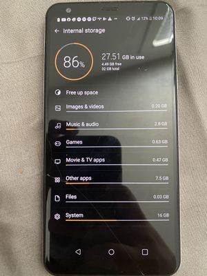 LG Stylo 5 32GB for Sale in Clearfield, UT