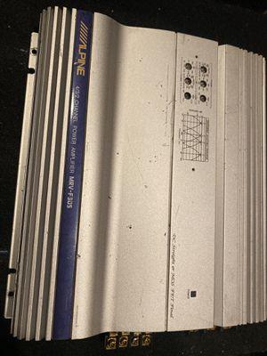 Amplificador alpine 4 canales 400 watts for Sale in La Puente, CA