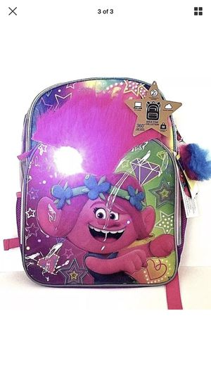 NWT Trolls backpack for Sale in Orlando, FL
