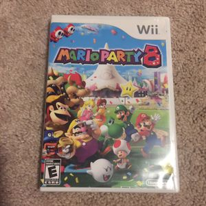 Mario Party 8 Wii for Sale in Austin, TX