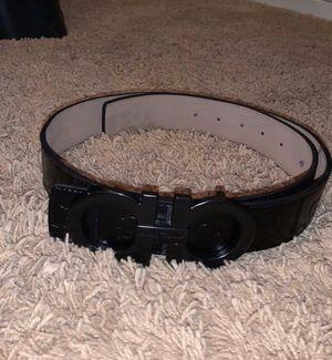 Black Ferragamo Belt for Sale in Manassas, VA