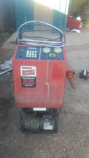 Ac rechargeing machine for Sale in Payson, AZ