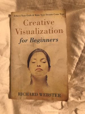 ***CREATIVE VISUALIZATION FOR BEGINNERS- BY RICHARD WEBSTER- PAPERBACK*** for Sale in Portland, OR