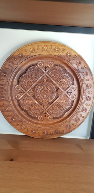 Decorate plate for Sale in Arlington, VA