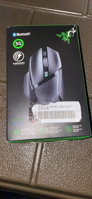 Gaming mouse for Sale in Lake Worth, FL