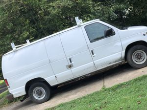 Ford E-350 super duty work van for Sale in Tysons, VA