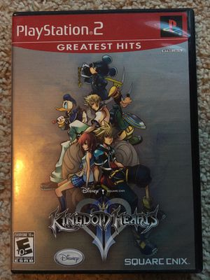 Kingdom Hearts II PS2 Game for Sale in Palatine, IL