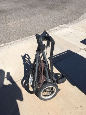 Sun Mountain Speed Cart foldable Golf push or pull Cart for Sale in Phoenix, AZ