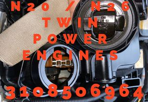 BMW TWIN POWER 2.0TURBO ENGINES for Sale in Westminster, CA