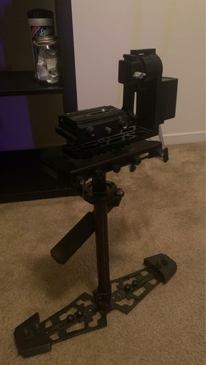 Glide Cam w/ battery stabilizer for Sale in Hanford, CA