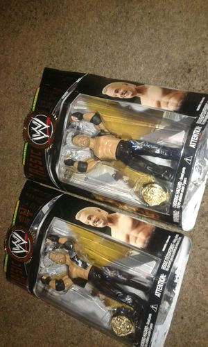 Diamond Dallas page action figures for Sale in Los Angeles, CA