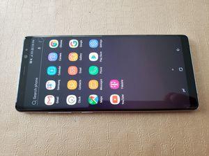 Samsung note 8 unlock for Sale in Aventura, FL