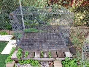 Large dog crate - best offer accepted for Sale in Lake View Terrace, CA