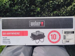 Weber Gas Grill for Sale in San Jose, CA