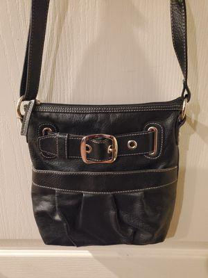 Black Buckle Cross-body purse. New for Sale in Plumas Lake, CA