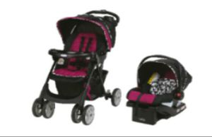 Graco Comfy Cruise stroller / carseat combo (brand new / box never been open) for Sale in Atlanta, GA