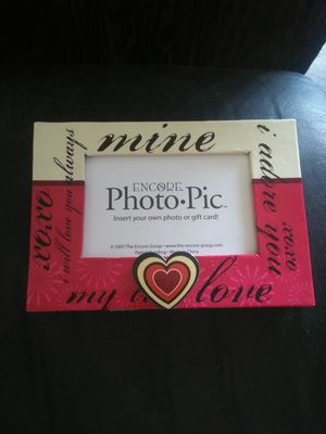 Small True Love Picture Frame Brand New for Sale in Phoenix, AZ