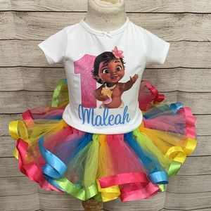 Moana birthday outfit. for Sale in Arnold, MO