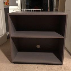 Gray Wooden Bookshelf For Sale for Sale in Newport Beach,  CA