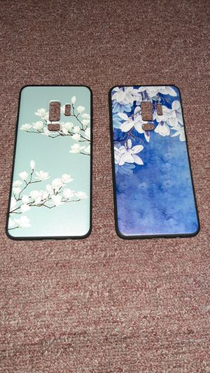 Galaxy S9 plus phone cases for Sale in Harlingen, TX