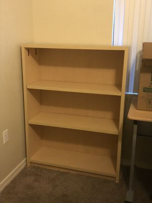 IKEA Solid Book Case or Shelving Organizer - SOLID! LIKE NEW! for Sale in Tempe, AZ