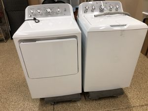 GE washer 4.4 GE gas dryer 7.4. Brand new never used. I'm asked 750. I am negotiable. for Sale in Cranbury Township, NJ