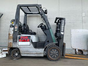 2012 Nissan forklift 40 LPG for Sale in Revere, MA