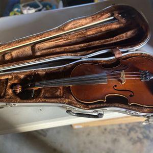 Violin; Copy of Antonius Stradivarius Faciebat Cremona 1713 for Sale in San Diego, CA