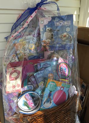 Character Basket for Sale in Colma, CA