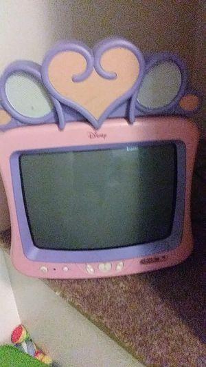 Disney princess pink tv for Sale in Wenatchee, WA