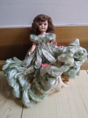 Vintage 1950's collectable doll for Sale in St. Louis, MO
