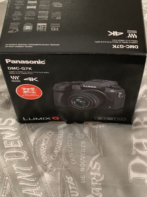 Panasonic lumix g7 for Sale in Riverdale, GA