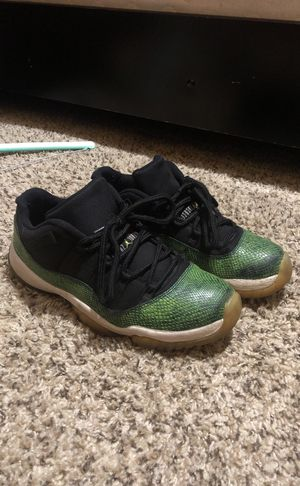 "Jordan Retro ""Greensnakes"" 11s for Sale in Hyattsville, MD"