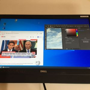 Dell ALL in ONE Computer - i7 6th Gen + 8gb + 256gb SSD for Sale in Anaheim, CA