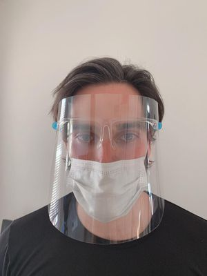 Glasses Safety Face Shield for Sale in San Diego, CA