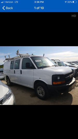 2012 Chevy Express! for Sale in Grand Prairie, TX