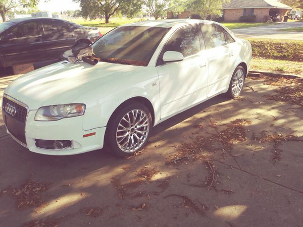 Audi a4 for parts no tittle motor and trans good computer went out 2009