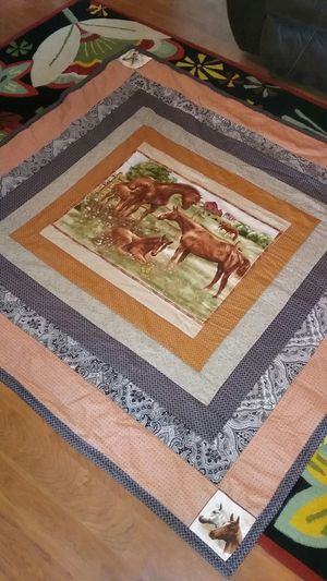 Horse Quilt for Sale in Acampo, CA