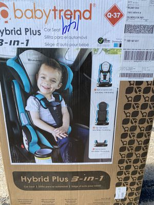 Baby trend hybrid + 3 in 1 for Sale in Owasso, OK