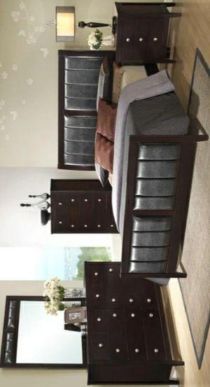 Dream Antique Black Panel Bedroom Set | B180 for Sale in Hyattsville, MD