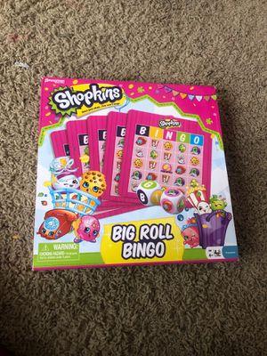 Shopkins bingo for Sale in Aurora, CO