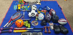 SPORTING GOODS for Sale in Houston, TX