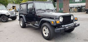 2005 Jeep Wrangler unlimited 4x4 for Sale in Ashland, MA