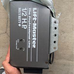 Motor For Garage Door/ With Rail for Sale in Bakersfield,  CA