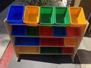 Kids toy bin for Sale in Chula Vista, CA