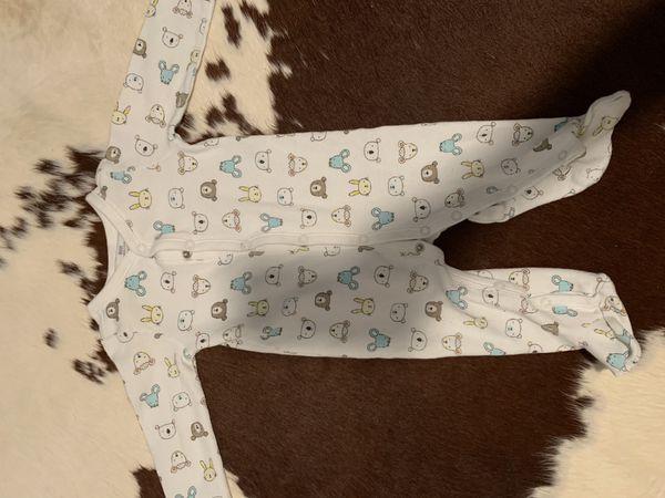 Carters unisex pajamas
