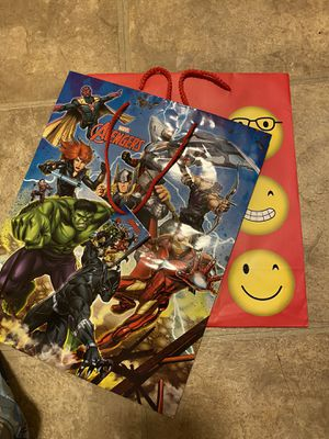 Boys birthday bags for Sale in Marina, CA