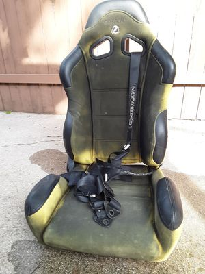 Race car seat for Sale in Killeen, TX